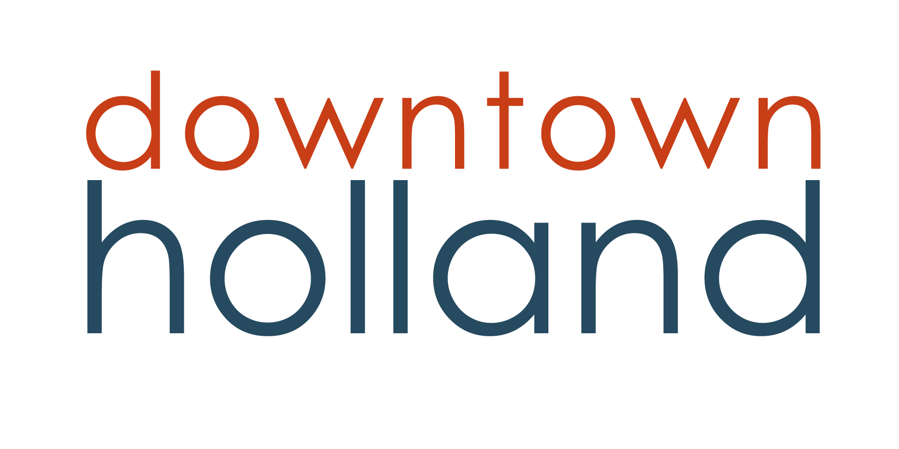 """""""Fall in Love"""" with Downtown Holland"""
